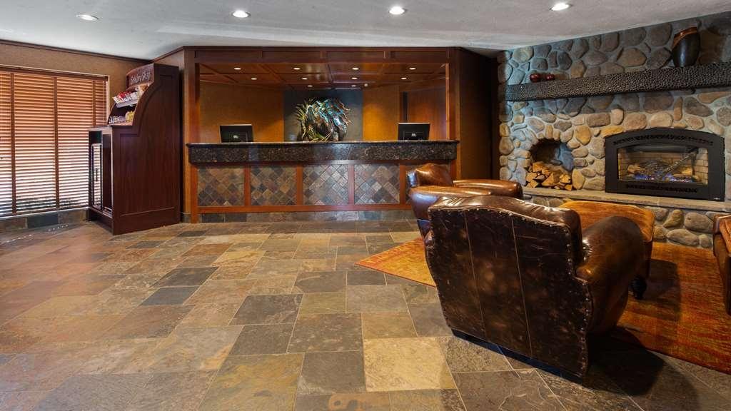 Best Western Astoria Bayfront Hotel - Lobbyansicht