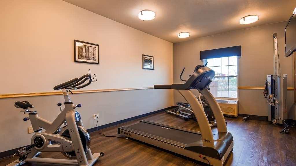 Best Western Woodburn - Fitnessstudio
