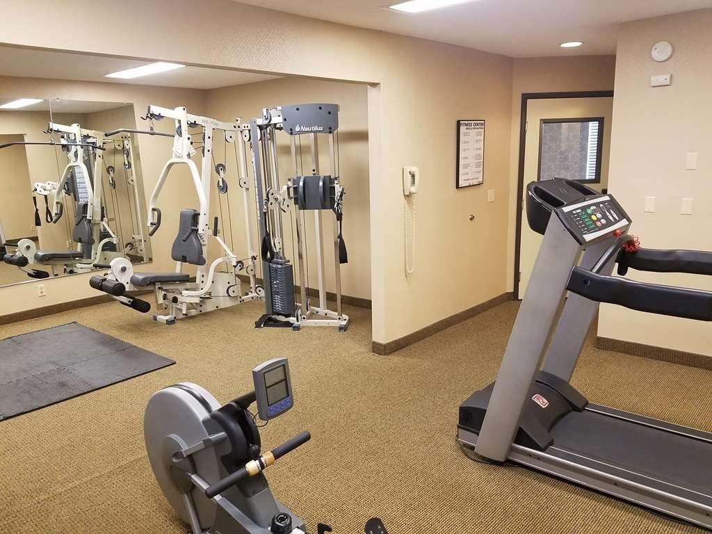 Best Western Plus Rivershore Hotel - Impianti sportivi