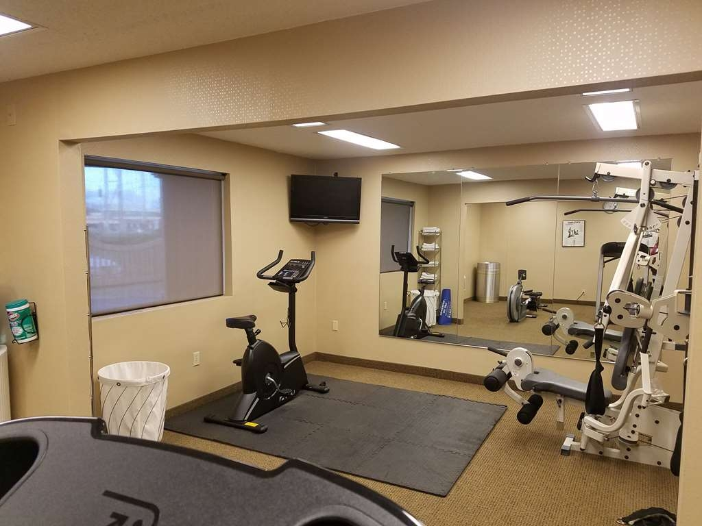 Best Western Plus Rivershore Hotel - Sala fitness