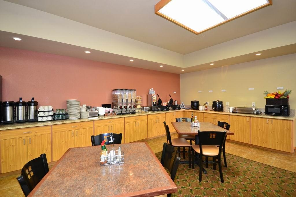 Best Western Plus Hartford Lodge - Zona pranzo