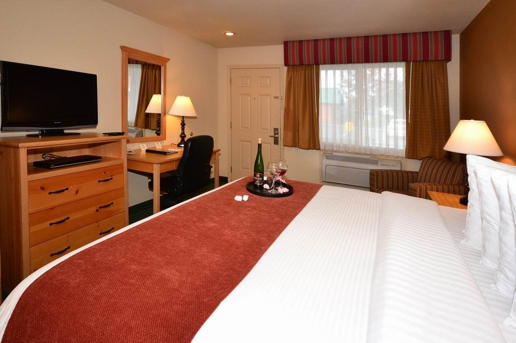 Best Western Plus Hartford Lodge - Camera per gli ospiti