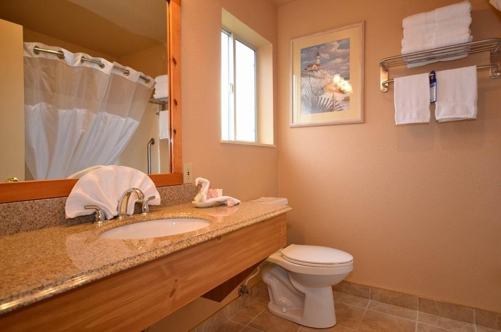 Best Western Plus Hartford Lodge - Bagno