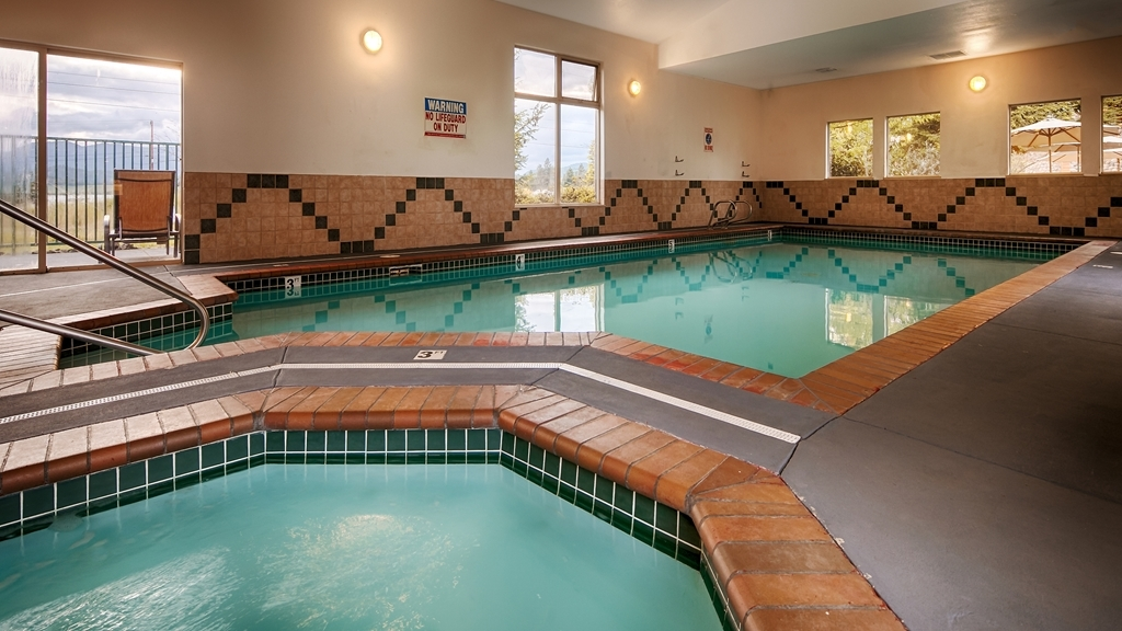 Best Western Plus Hartford Lodge - piscina coperta