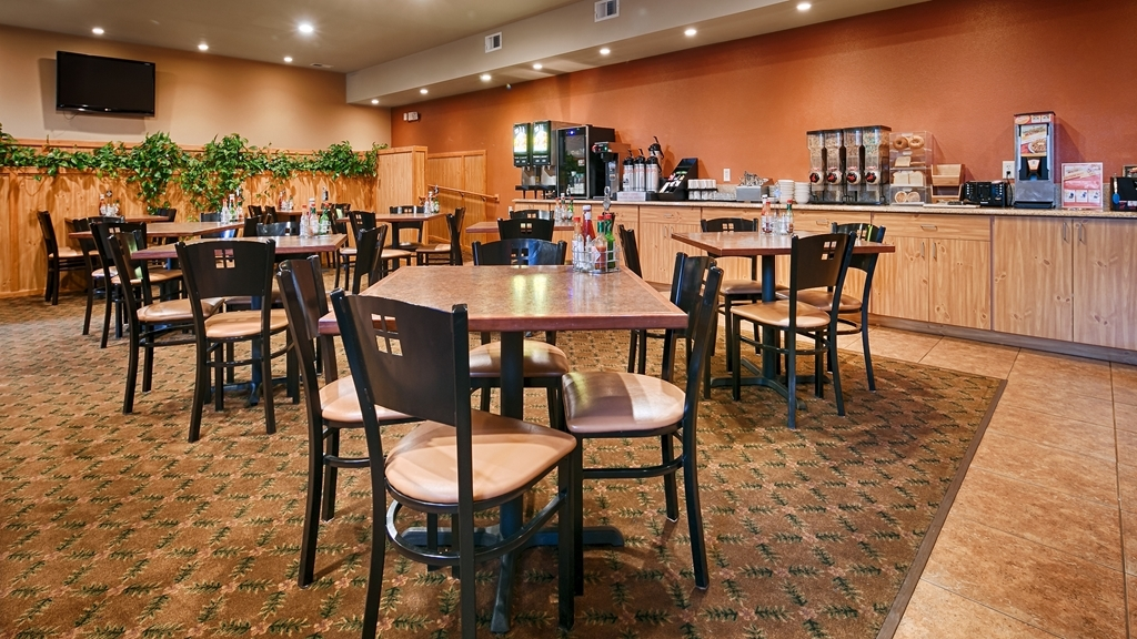 Best Western Plus Hartford Lodge - Prima colazione a buffet