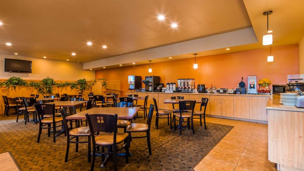 Best Western Plus Hartford Lodge - Restaurante/Comedor