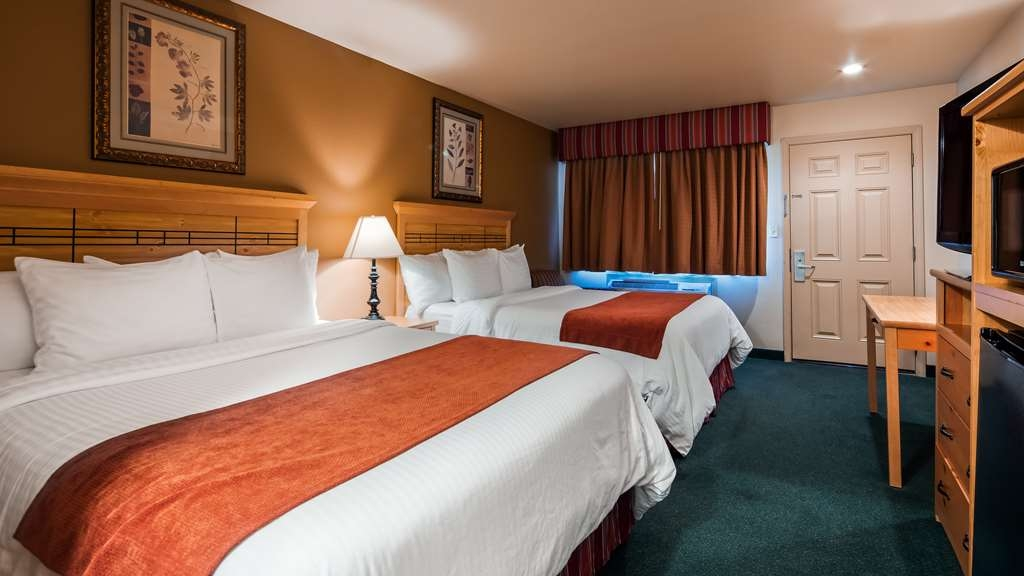 Best Western Plus Hartford Lodge - Habitaciones/Alojamientos