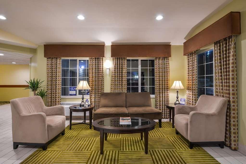 Best Western Cottage Grove Inn - Vue du lobby
