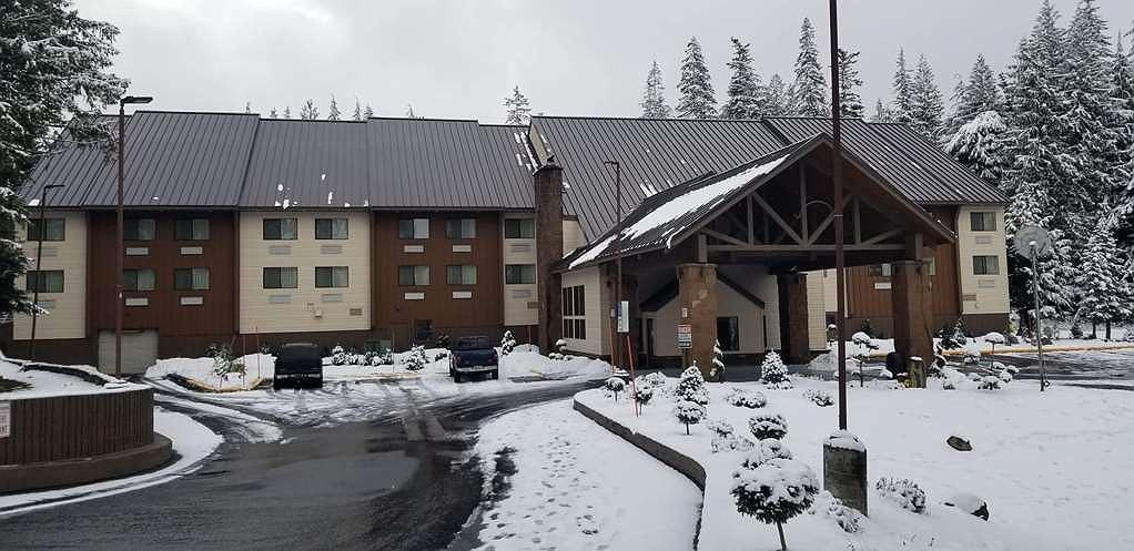 Best Western Mt. Hood Inn - Area esterna