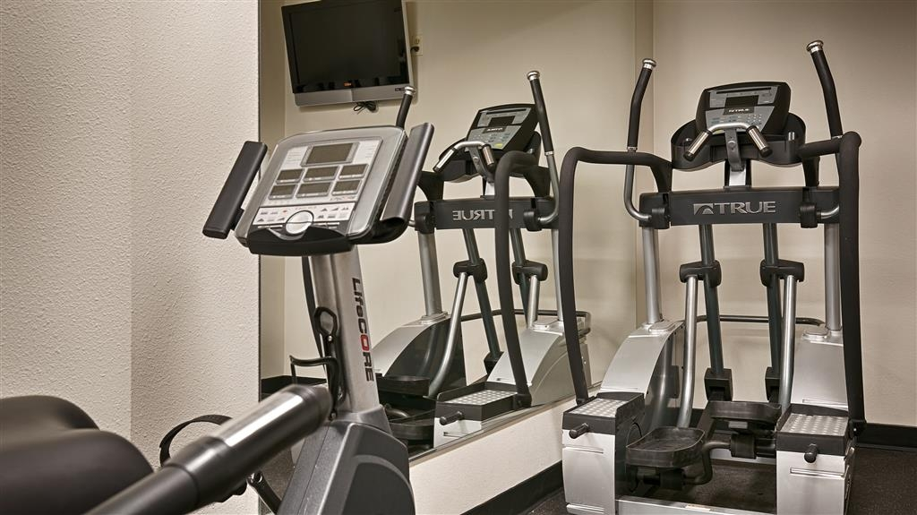 Best Western Mt. Hood Inn - There is no need to take a break from your regular fitness routine during your stay with us.