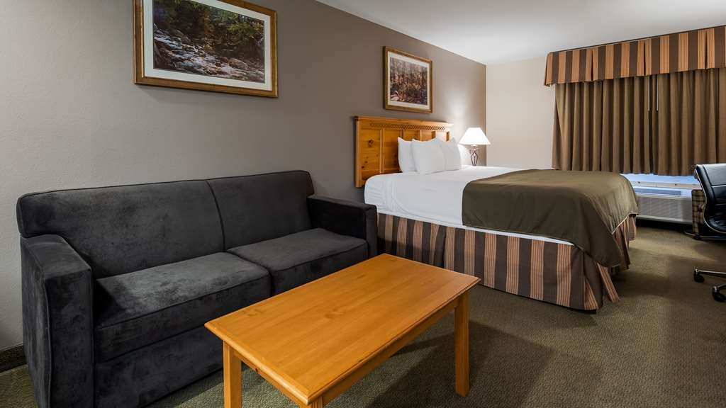 Best Western Mt. Hood Inn - King Room with Sofabed
