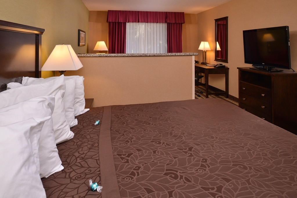 Best Western Wilsonville Inn & Suites - Book a stay in our king bed guest room today!