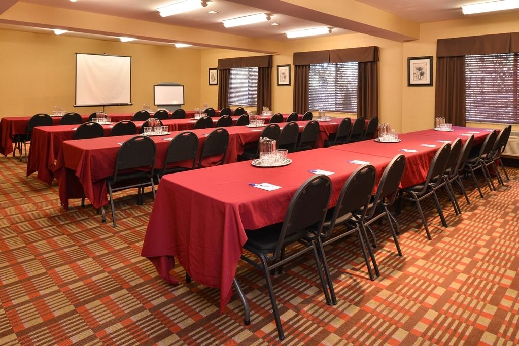 Best Western Wilsonville Inn & Suites - Meeting Room