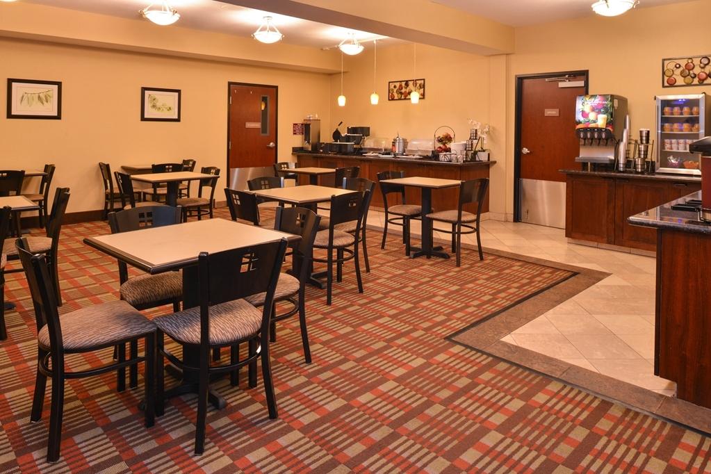 Best Western Wilsonville Inn & Suites - Prima colazione a buffet