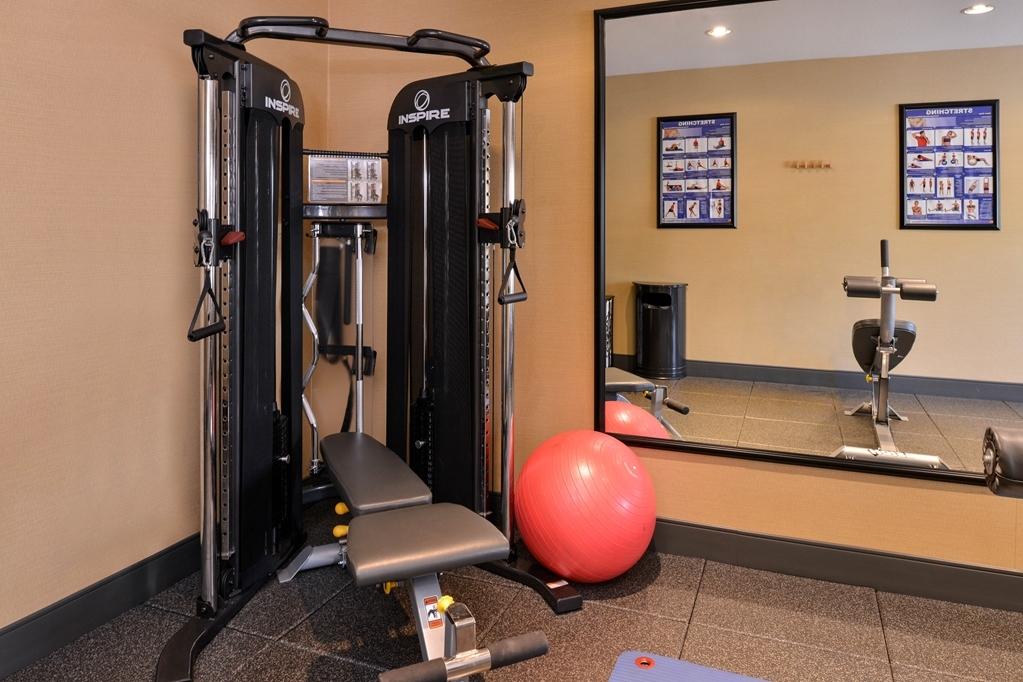 Best Western Wilsonville Inn & Suites - Sala fitness