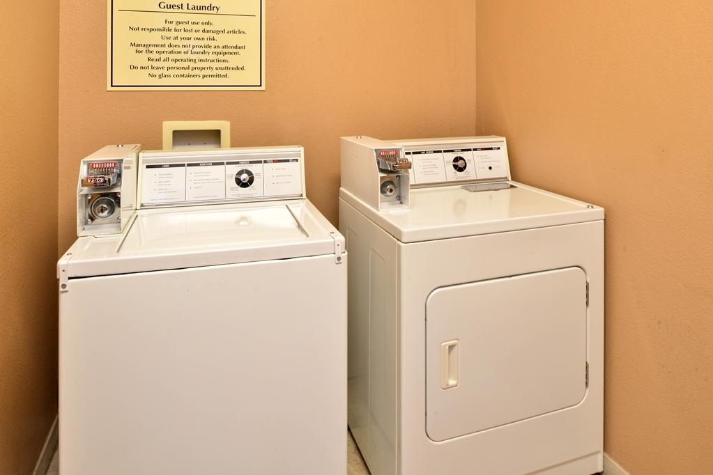 Best Western Wilsonville Inn & Suites - Servizi di lavanderia