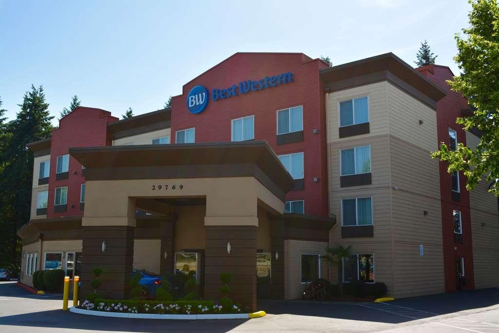 Best Western Wilsonville Inn & Suites - Facciata dell'albergo