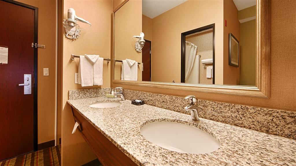 Best Western Wilsonville Inn & Suites - Salle de bain
