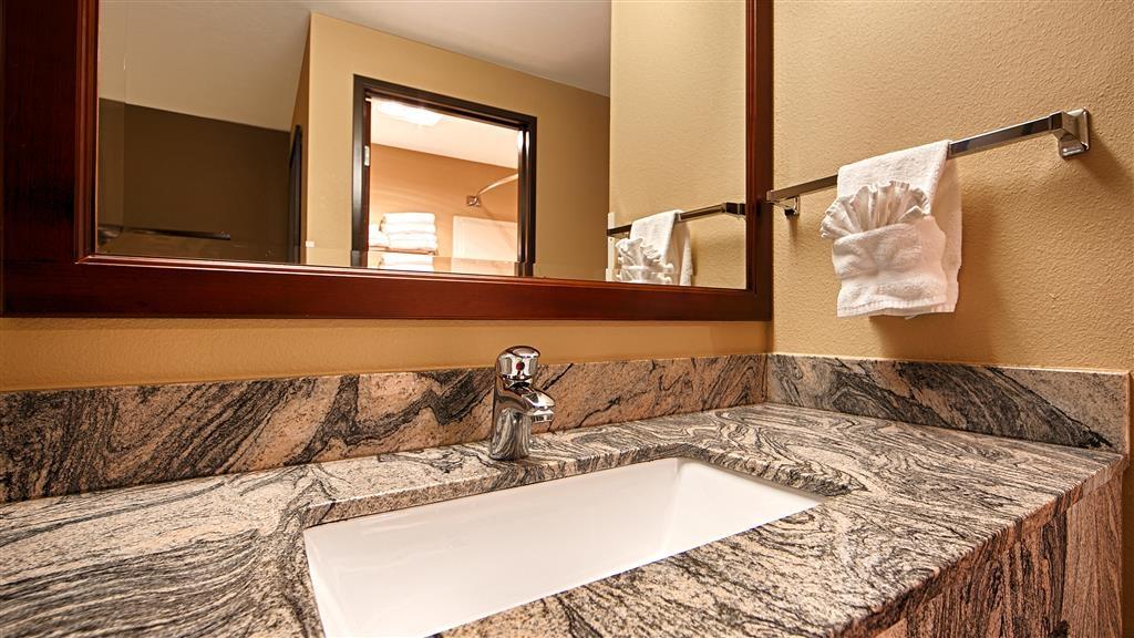 Best Western Plus Prairie Inn - Guest Bathroom-sink outside of bathroom