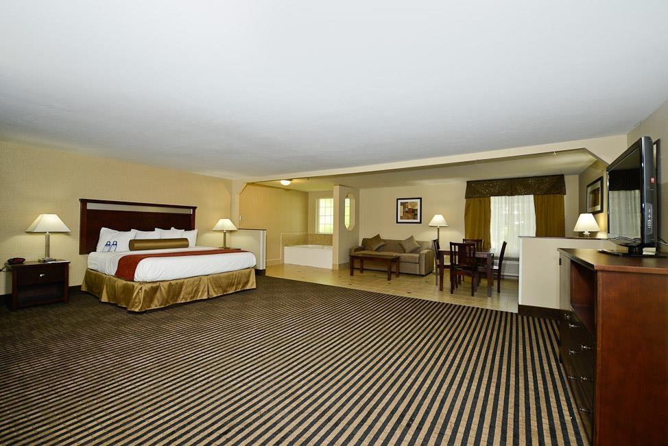 Best Western Plus Prairie Inn - Suite presidenziale