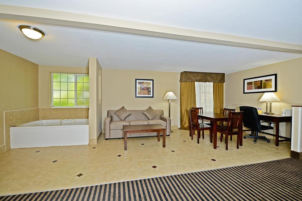 Best Western Plus Prairie Inn - Suite présidentielle