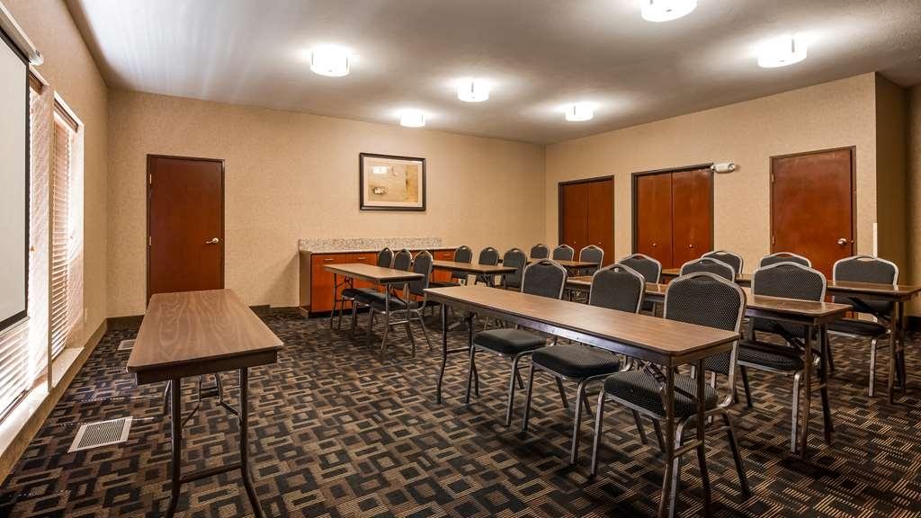 Best Western Plus Prairie Inn - Besprechungszimmer