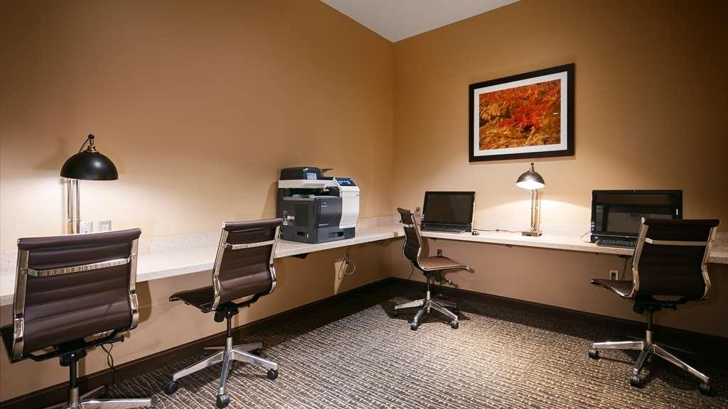 Best Western Premier Boulder Falls Inn - centro de negocios-característica