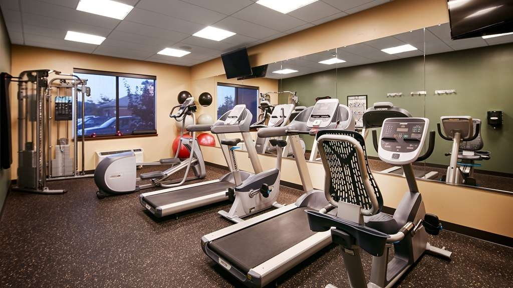 Best Western Premier Boulder Falls Inn - fitnessraum