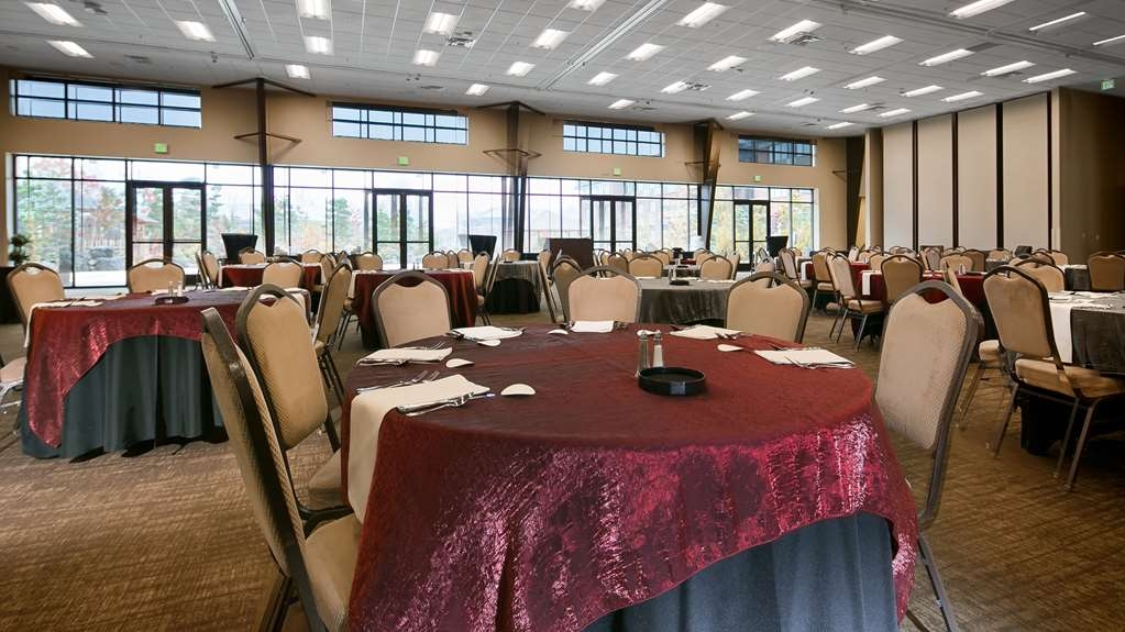 Best Western Premier Boulder Falls Inn - Sale conferenze