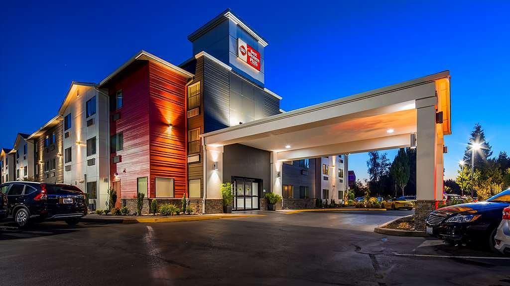 Best Western Plus Portland Airport Hotel & Suites - Area esterna