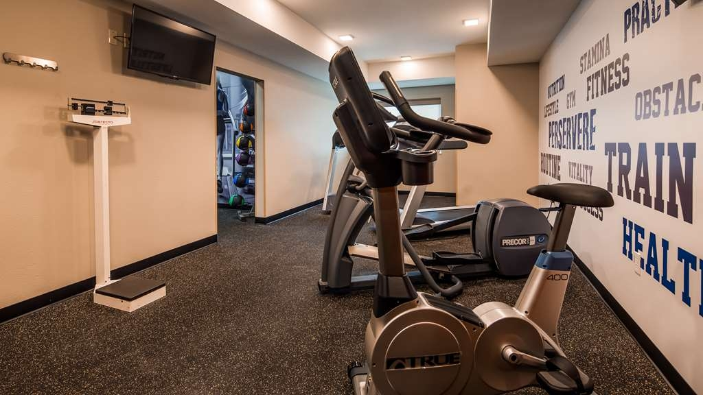 Best Western Plus Portland Airport Hotel & Suites - Fitness Center