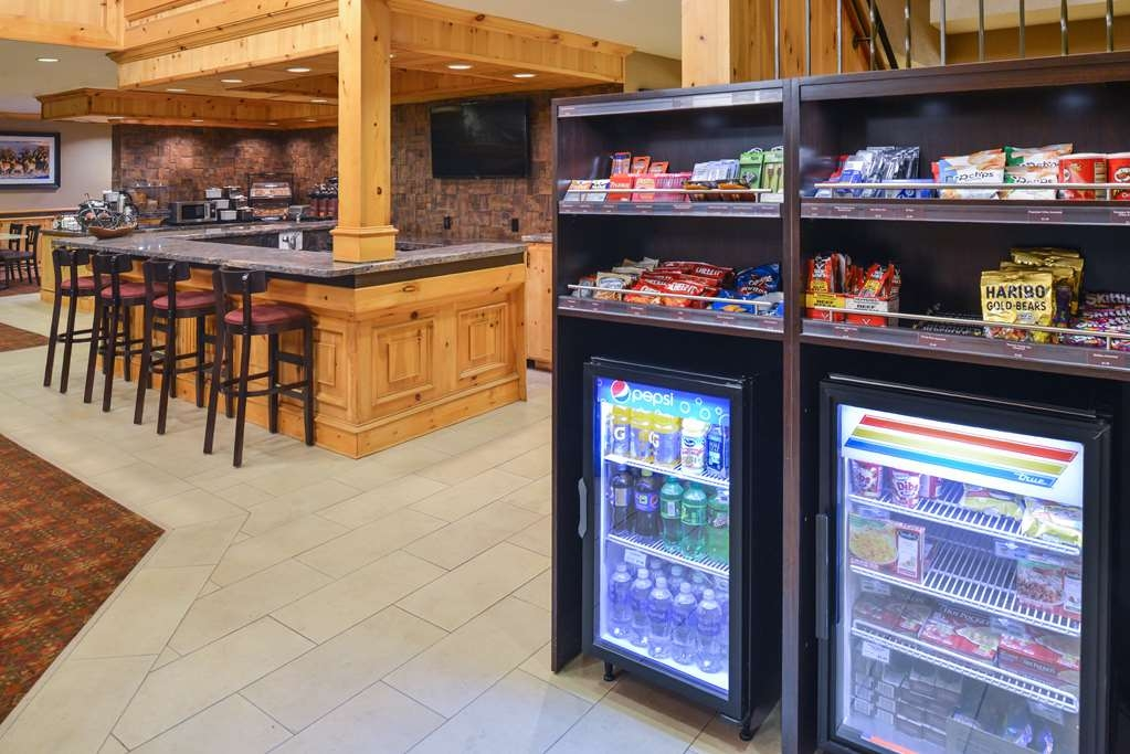 Best Western Plus Olympic Inn - Marketplace