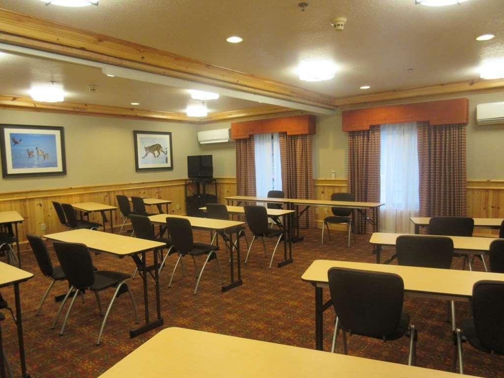 Best Western Plus Olympic Inn - Besprechungszimmer