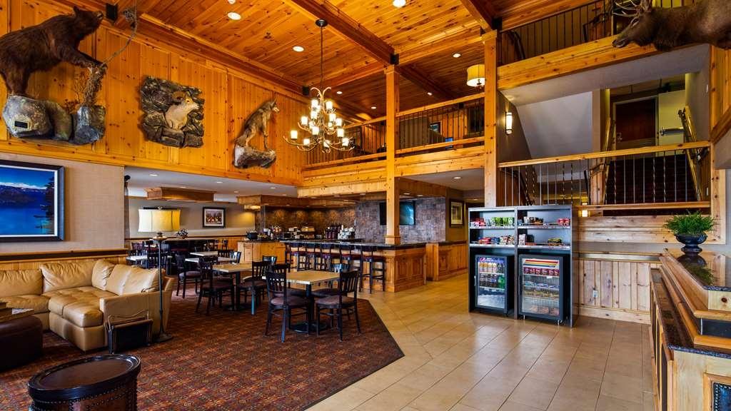 Best Western Plus Olympic Inn - Lobbyansicht