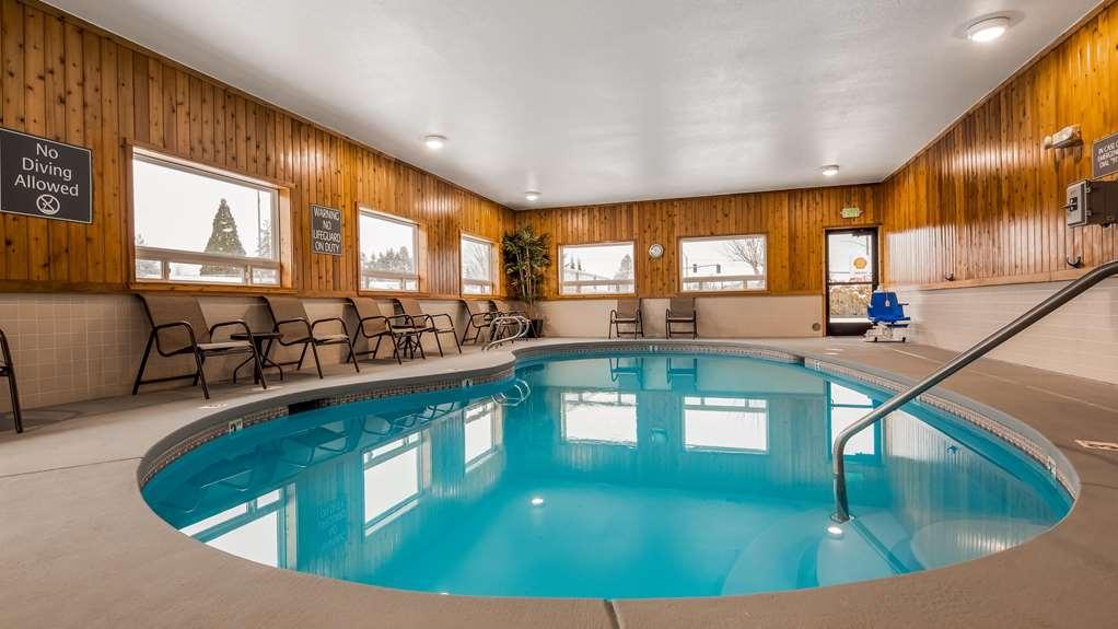 Best Western McMinnville Inn - Indoor Pool