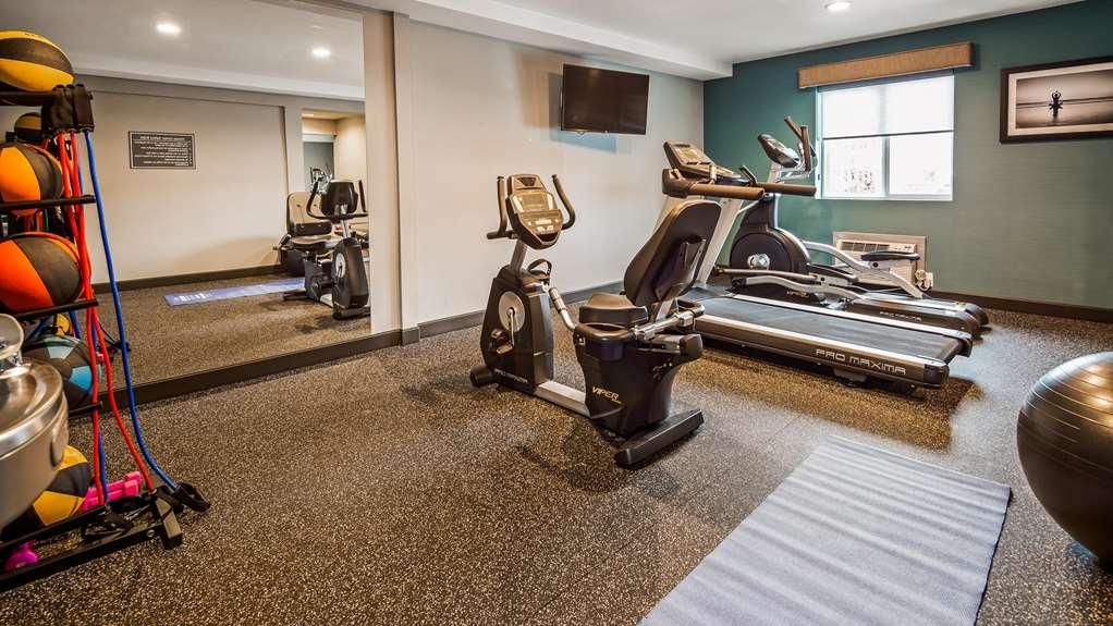Best Western McMinnville Inn - Fitness Center