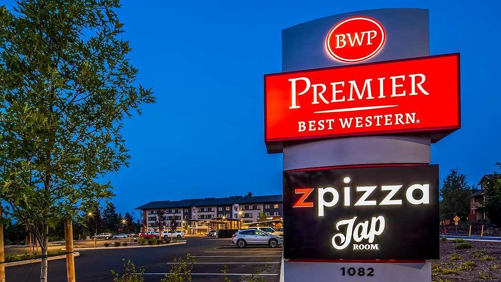 Best Western Premier Peppertree Inn at Bend - Aussenansicht
