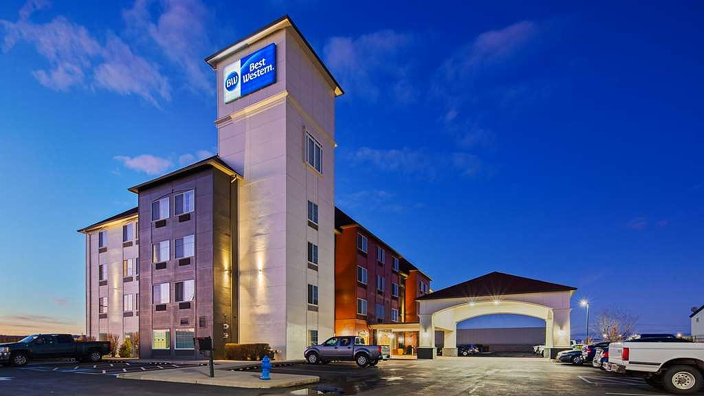 Best Western Crater Lake Highway White City/Medford - Vista exterior