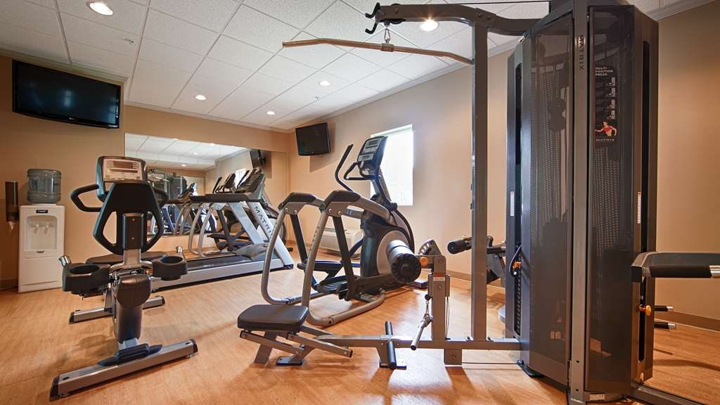 Best Western Plus Revere Inn & Suites - Stay healthy while visiting Lancaster County, PA in our fully equipped fitness center.