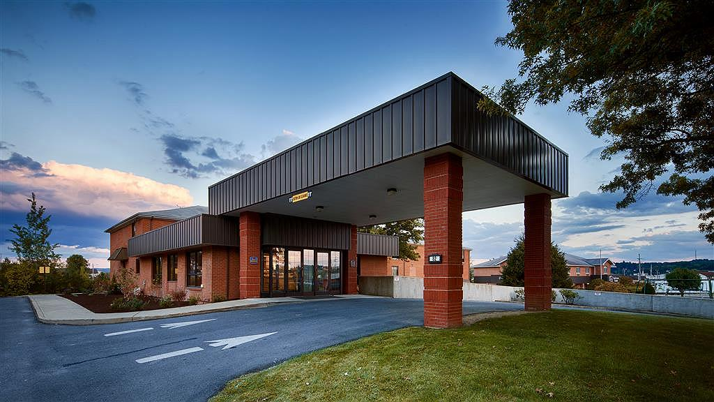 Best Western Inn & Conference Center - Vista exterior