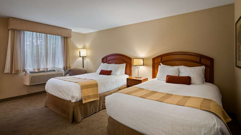 Best Western Inn & Conference Center - Chambres / Logements