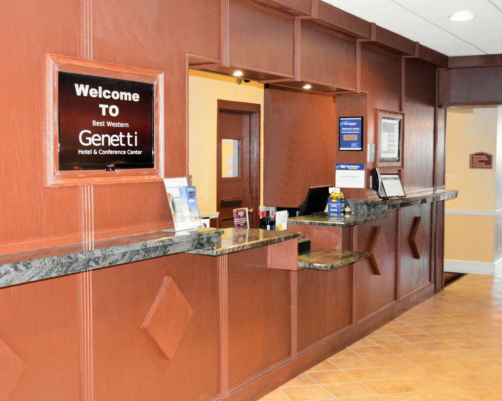 Best Western Plus Genetti Hotel & Conference Center - Lobbyansicht