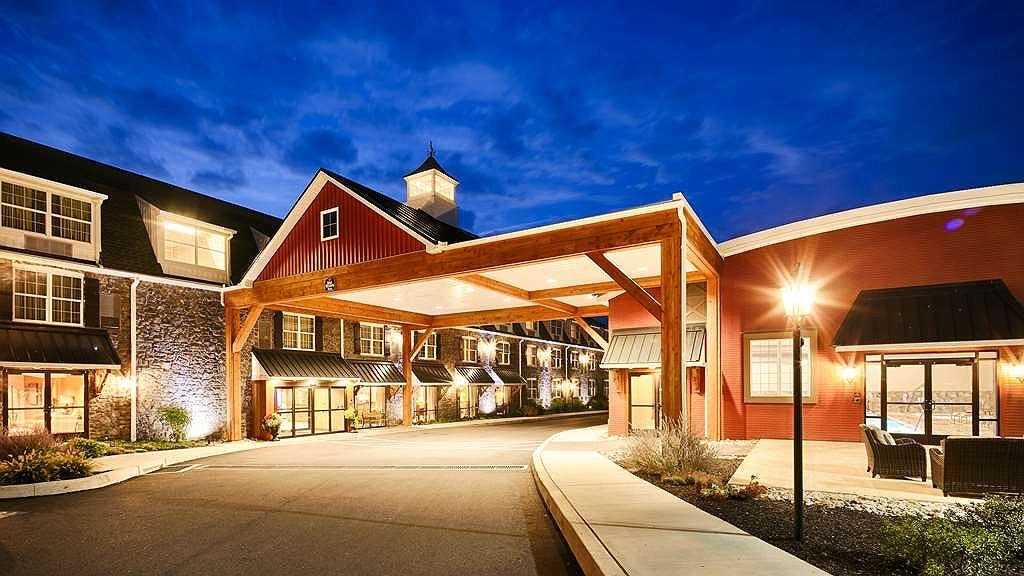 Hotel In Intercourse Best Western Plus Intercourse Village