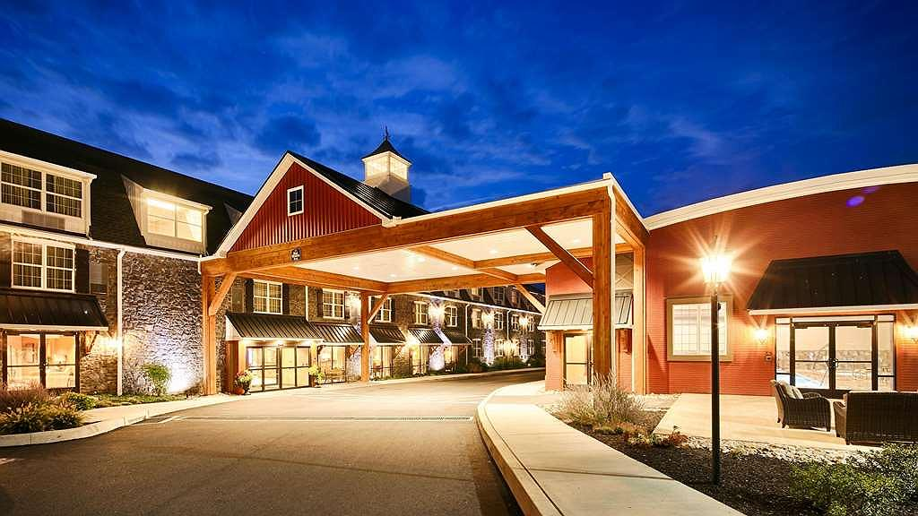 Best Western Plus Intercourse Village Inn & Suites - Aussenansicht