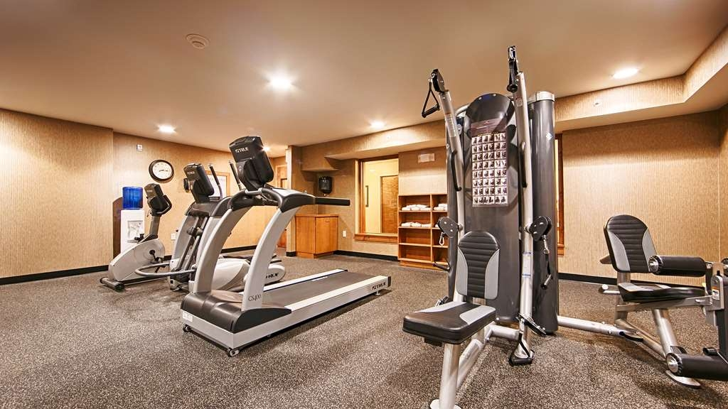 Best Western Plus Intercourse Village Inn & Suites - Keep up with your workout routine during your time away from home when you visit our fitness center.