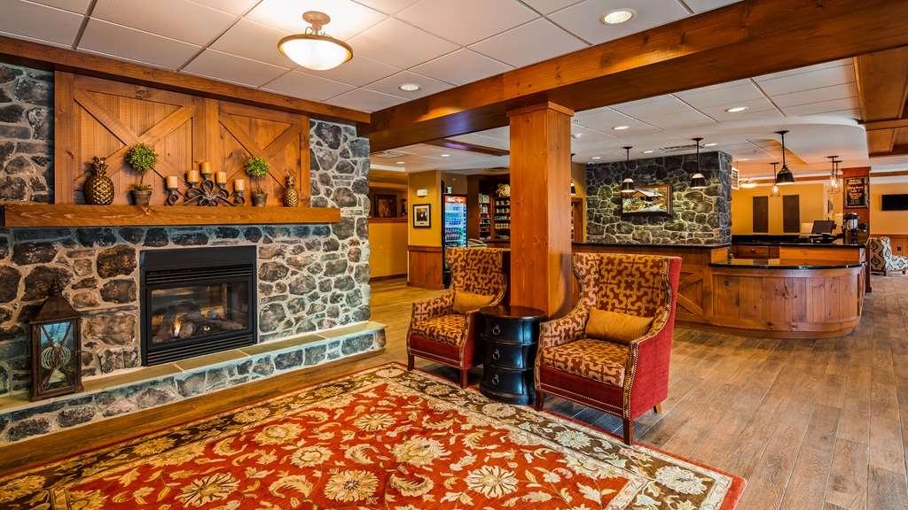 Best Western Plus Intercourse Village Inn & Suites - Chambre d'agrément