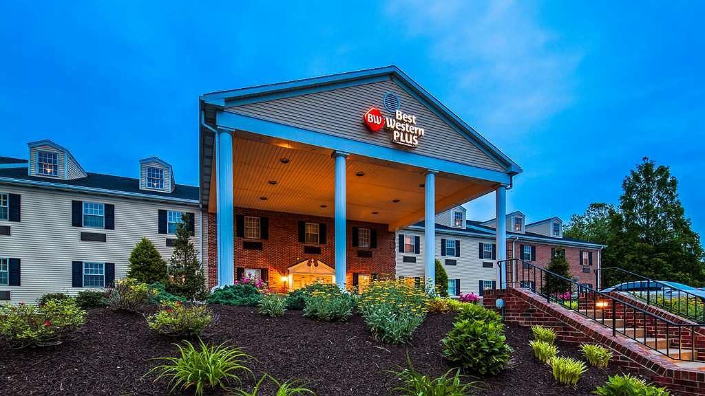 Best Western Plus Country Cupboard Inn - Vue extérieure