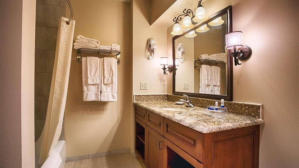 Best Western Plus Country Cupboard Inn - Bagno