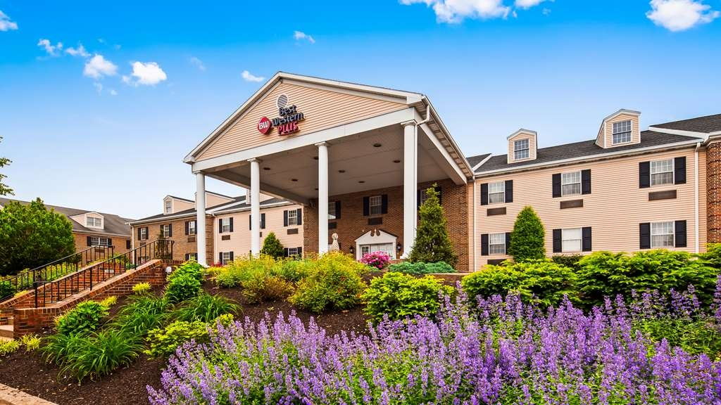 Best Western Plus Country Cupboard Inn - Facciata dell'albergo