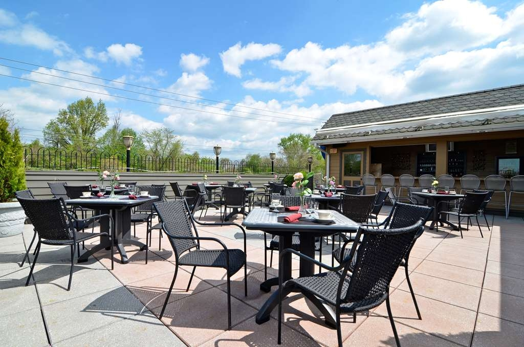 Best Western Plus Concordville Hotel - Concordville Inn Roof Top Terrace